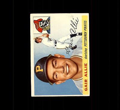 1955 Topps 59 Gair Allie Ex-mt #d410326 Sports Mem, Cards & Fan Shop