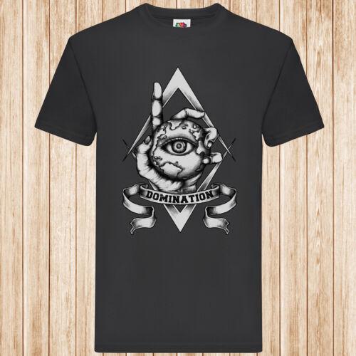 Domination t-shirt