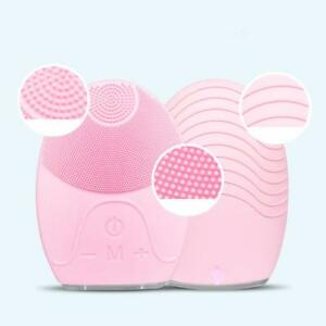 New-Sound-Wave-Facial-Cleaning-Device-Cleansing-Brush-Rechargeable-Face-Cleanser