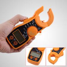 Digital Clamp Meter Multimeter Handheld Dcac Auto Range Ohm Amp Tester Lcd Tool