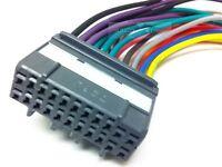 Jeep Premium Radio Wire Harness Plug Jp-canbus-02