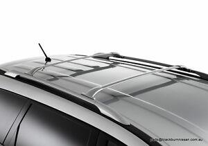 Image Is Loading Nissan Pathfinder R52 Roof Rail Cross Bars Slimline