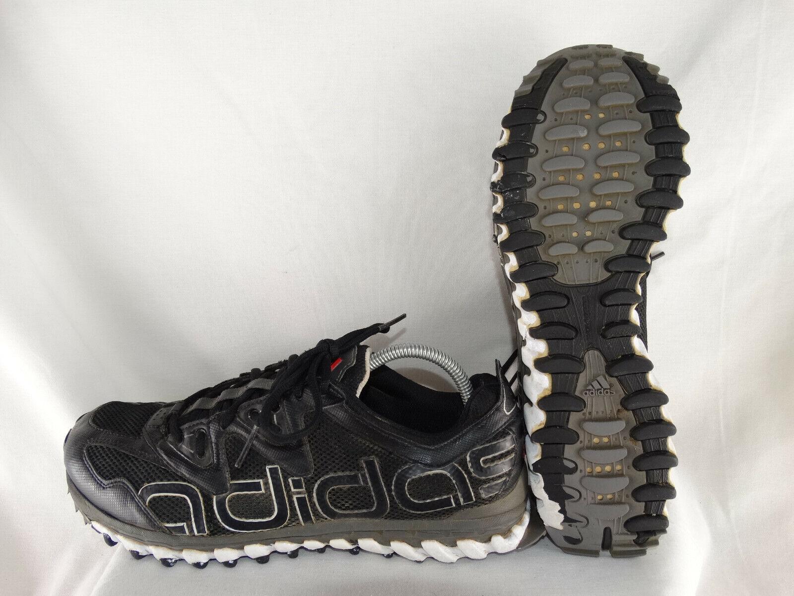 Adidas Vigor TR 2 Trail Laufschuhe G56257 schwarz-weiß EU 45 1 3 UK 10,5