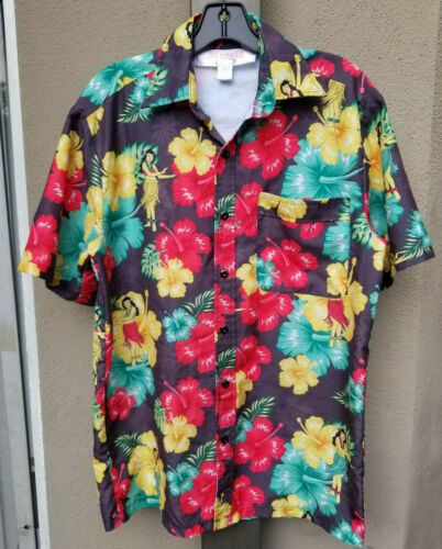 Ace Ventura Pet Detective Mens Hawaiian Shirt Flor