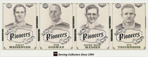 2018 TLA NRL GLORY NRL Pioneers Sketch Trading Card FULL SET 38COLLECTABLE