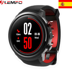 LEMFO-LEF2-Reloj-Inteligente-2018-WIFI-GPS-8GB-Dos-modos-Camera-For-Android-iOS