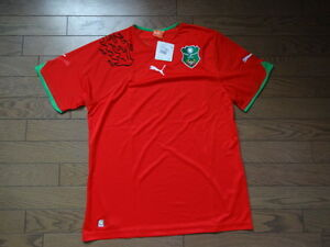 9d28ac8d8e3 Malawi 100% Original Soccer Jersey Shirt L BNWT 2010 Home Extremely ...