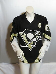 Pittsburgh Penguins Jersey - Sidney Crosby # 87 - Men's Small