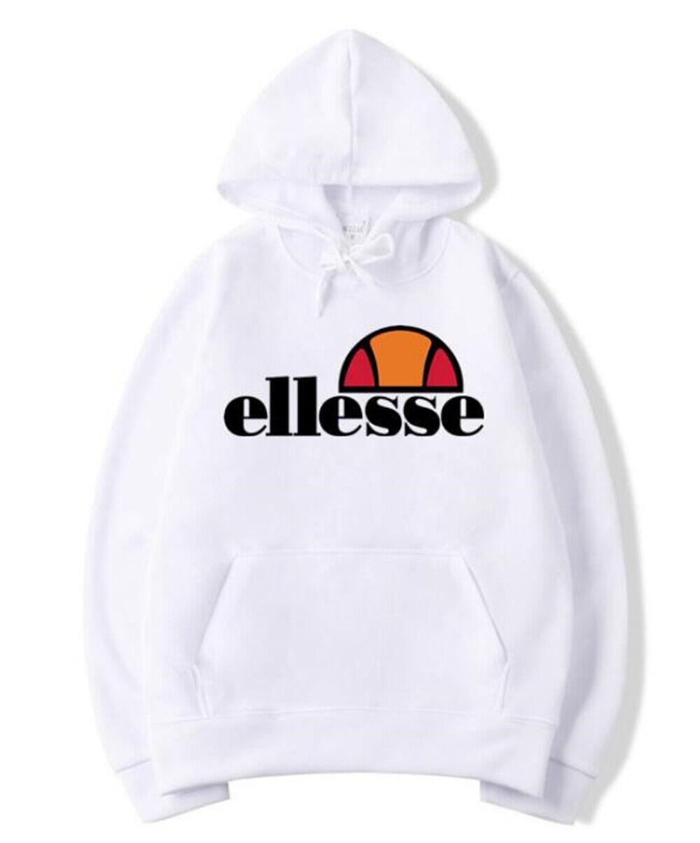 Christmas Ellesse Hoodie Sweatshirt Kapuzenpullover Aktiv Kleidung Männer Frauen