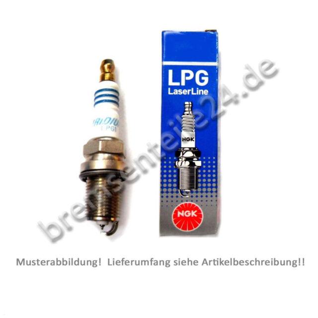 NGK Laserline Zündkerze LPG2  1497  LPG  CNG  ALFA  AUDI  BMW  CITROEN  FIAT