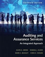 Auditing and Assurance Services by Mark S. Beasley, Randal J. Elder PDF