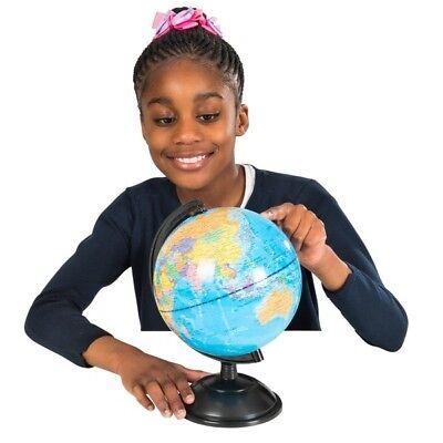 18cm Discovery Globo Bambini Educazione Apprendimento Esplora Attrezzature Rotondo Regalo-mostra Il Titolo Originale