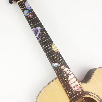 Akustische Folk Gitarre Hals Luthier Werkzeug Zubehör DIY für Gitarre Hals