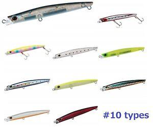 DAIWA-Top-ACQUA-affondamento-matita-esca-piu-pigro-SLIM-88S-Spigola-10-tipi