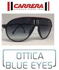 Carrera Champion Occhiali da Sole Unisex NeroGrigio