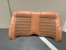 1976 1977 76 77 Toyota Celica Coupe Gt Rear Seat Upper Section Oem Brown Ra24