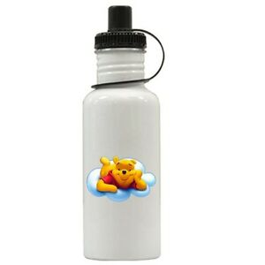 Personalized Winnie the Pooh Water Bottle Gift Add Name