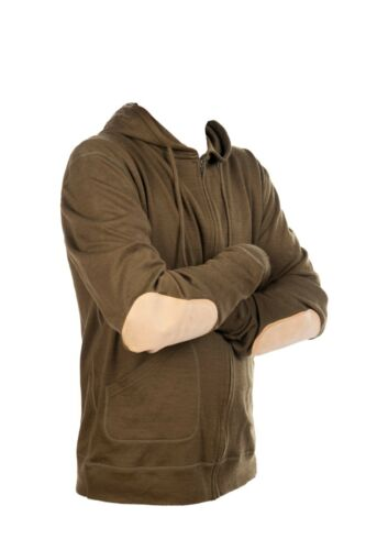Merino Wool Athletic Hoodie Sweater