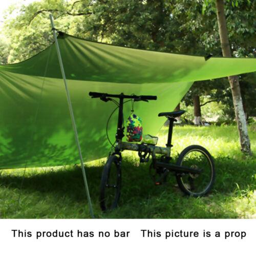 Tent Tarp Rain Sun Shade Hammock Shelter Waterproof for Camping Picnic Pad Mat