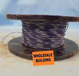 Encore Wire 10 AWG Black Machine Tool Wire Copper MTW THHN THWN-2 600V AWM T90