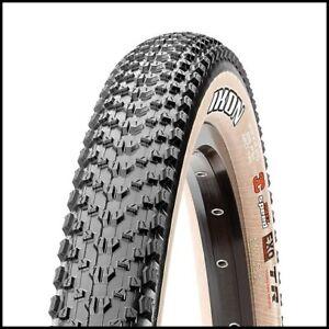 Folding Ikon Tire EXO 29 x 2.2 Dual Black//Tan Maxxis Ikon Tire Tubeless
