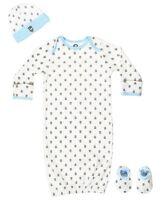 Gerber Baby Boys Bear 4 Piece Sleepwear Essential Layette Gift Set