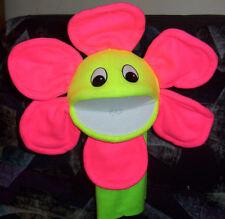 1 Blacklight Field Flower Puppet-Ministry, Education, Summer, Entertainment