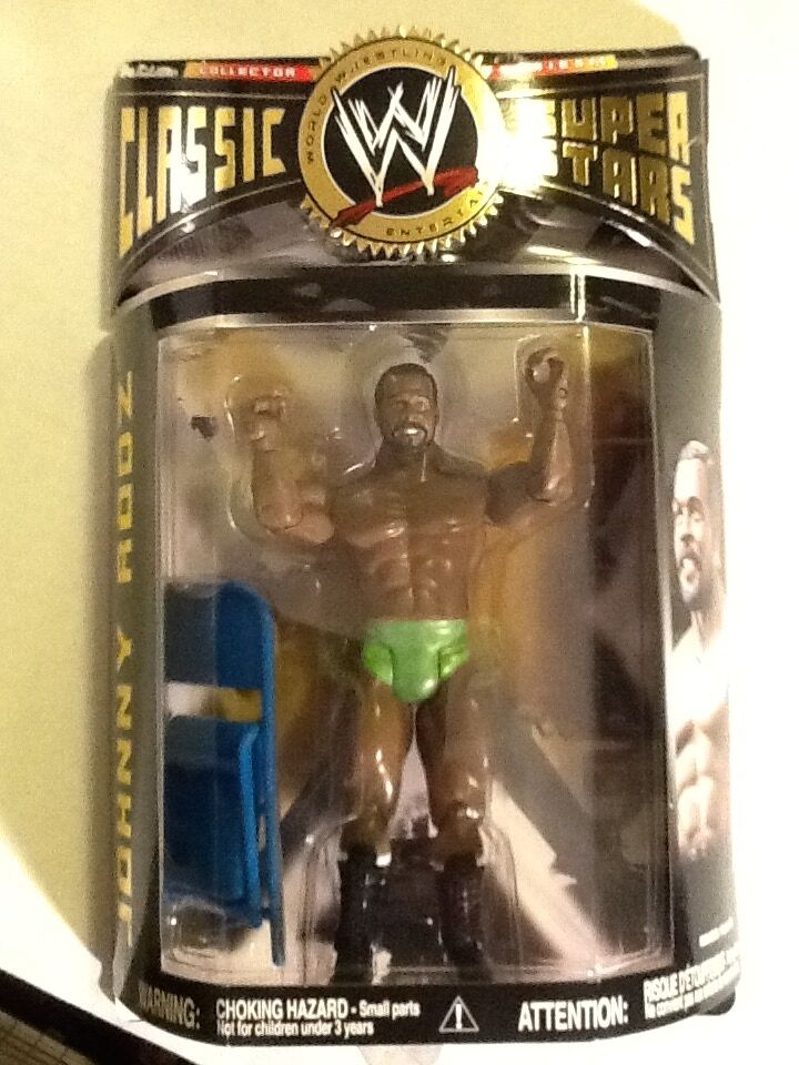 JOHNNY RODZ WWE Jakks Classic Superstars 2007 Series 15 FREE SHIPPING