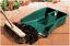 Kehrschaufel mit Alukante groß Garland  grün 55 x 15 x 49 cm Garten Grow