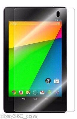 2nd Gen 2X Google Nexus 7 ZenTech Clear Screen Protector Guard Shield Film