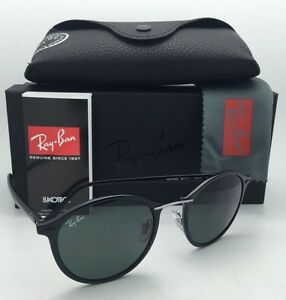 33955bb257 New RAY-BAN Tech Series Sunglasses RB 4242 601 71 49-21 Black Frame ...