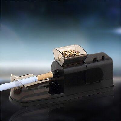 Electric Cigarette Rolling Machine Automatic Injector DIY Maker EU Plug CA