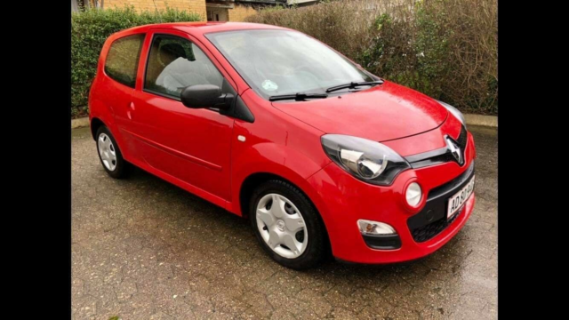 Renault Twingo, 1,2 16V Authentique ECO2, Benzin, 2013, km…