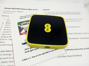 Alcatel-EE40VB-Unlocked-Osprey-MiFi-4G-LTE-3G-Mobile-Wifi-Hotspot-Wireless-Modem