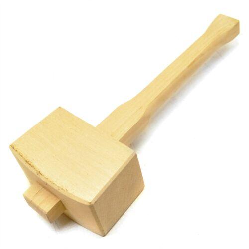 Hammer Maillet aus Holz für Pflöcke Holz scheren Sil195