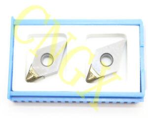 2pcs NEW CBN DNGA150404 CBN  Diamond CNC Blade Insert High Quality