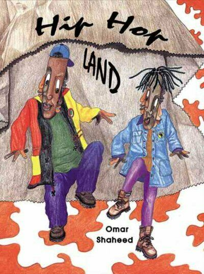Hip Hop Land, Paperback by Shaheed, Omar, Like New Used, Free shipping in the US