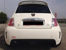 Spoiler posteriore Fiat 500 Lester