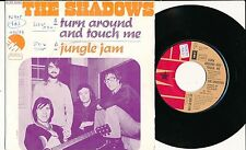 "THE SHADOWS 45 TOURS 7"" FRANCE TURN AROUND AND TOUCH ME"