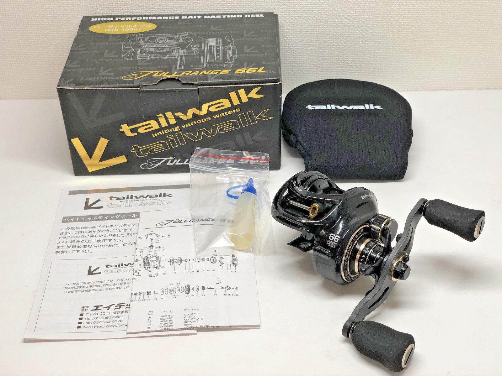 TailWalk FULLRANGE 66L  - Free Shipping from Japan