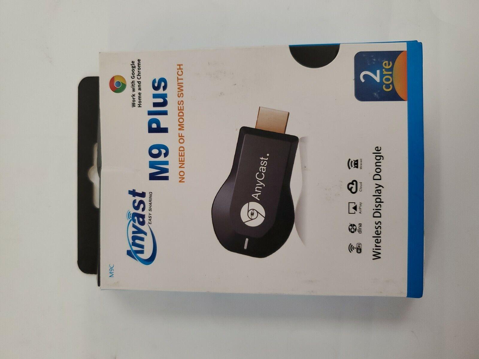 Anycast M9 Plus HDMI TV Stick 1080P Wireless Wifi Display TV Dongle Empfänger