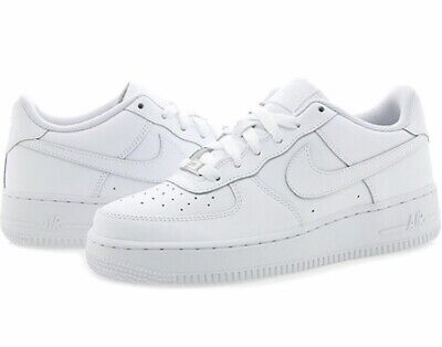 Nike Air Force 1 Kid's Size 6 Sneakers White