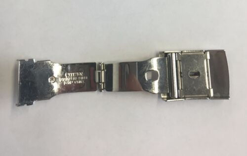Citizen Men/'s Stainless Steel Clasp//Buckle 20MM AT4004-52E JY0000-53E BL8004-53E