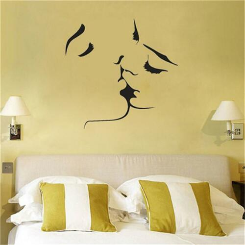 Love Marriage Bedroom Quote Wall Art Stickers Decals Vinyl Room Home Decor 6A