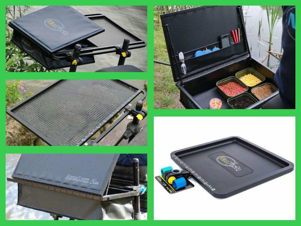 Brand New Nufish 6040 Lite Side Tray