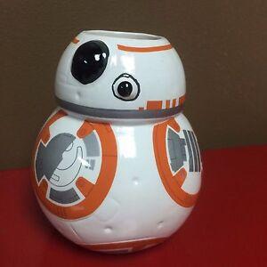 Star Wars The Force Awakens Bb 8 Sculpted Ceramic Mug