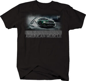 d30ca7af Image is loading American-Muscle-Ford-Mustang-Cobra-Green-Black-Breaking-