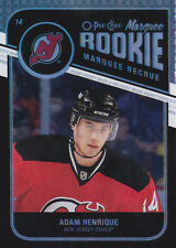 11-12 OPC Adam Henrique /100 Rookie Rainbow Black O-Pee-Chee 2011