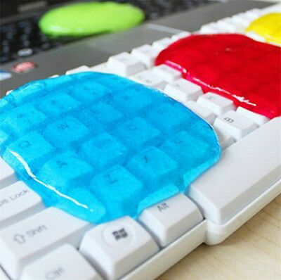 New Dust Cleaning Compound Super Clean Slimy Gel Cleaner Wiper For Keyboard