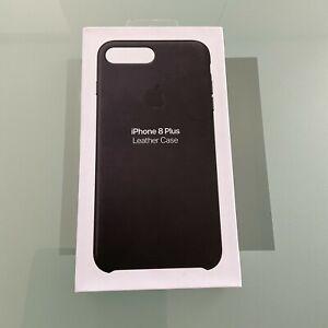 NEUF / Coque Apple - Coque CUIR pour iPhone 8 Plus et iPhone 7 Plus